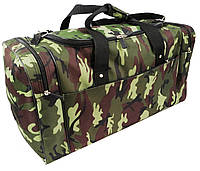 Дорожная сумка 45 л Wallaby 3051 камуфляж