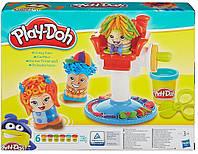 Пластилин Плей до Сумасшедшие прически Hasbro Crazy Cuts Play-Doh B1155