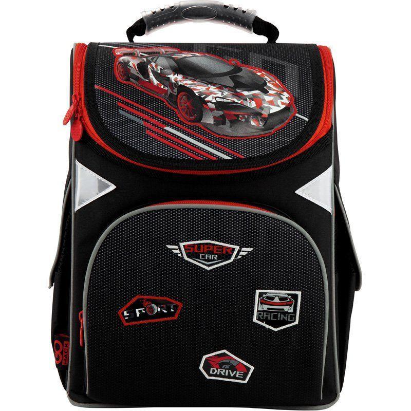Рюкзак школьный GoPack Super race GO20-5001S-14
