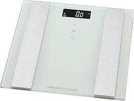 Весы напольные PROFI CARE PC-PW 3007 FA white (8в1)