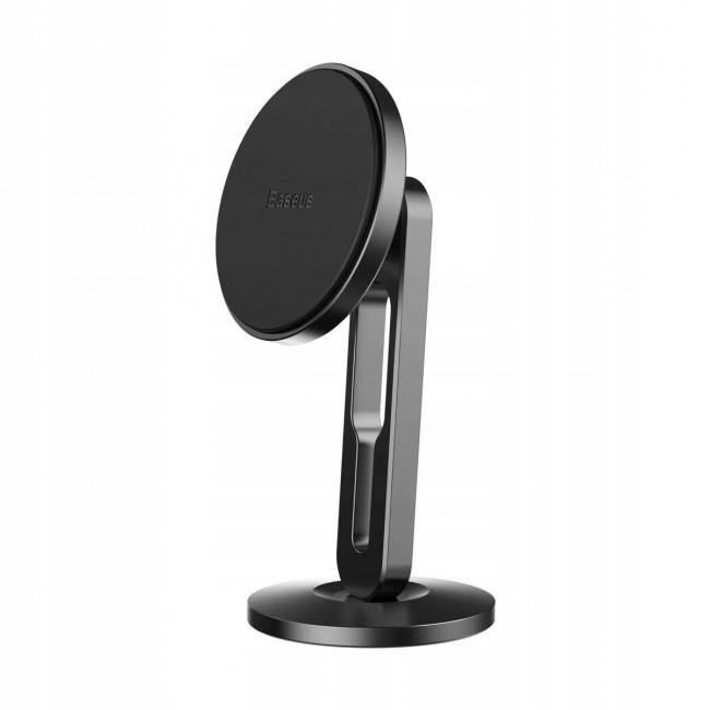 Автомобильный Магнитный Держатель для Смартфона Телефона в Автомобиль Baseus Hollow Vertical type Black