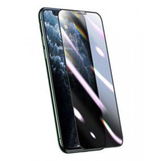 Защитное стекло Baseus Curved Privacy Tempered Glass Black для Apple iPhone 11 Pro Max / XS Max