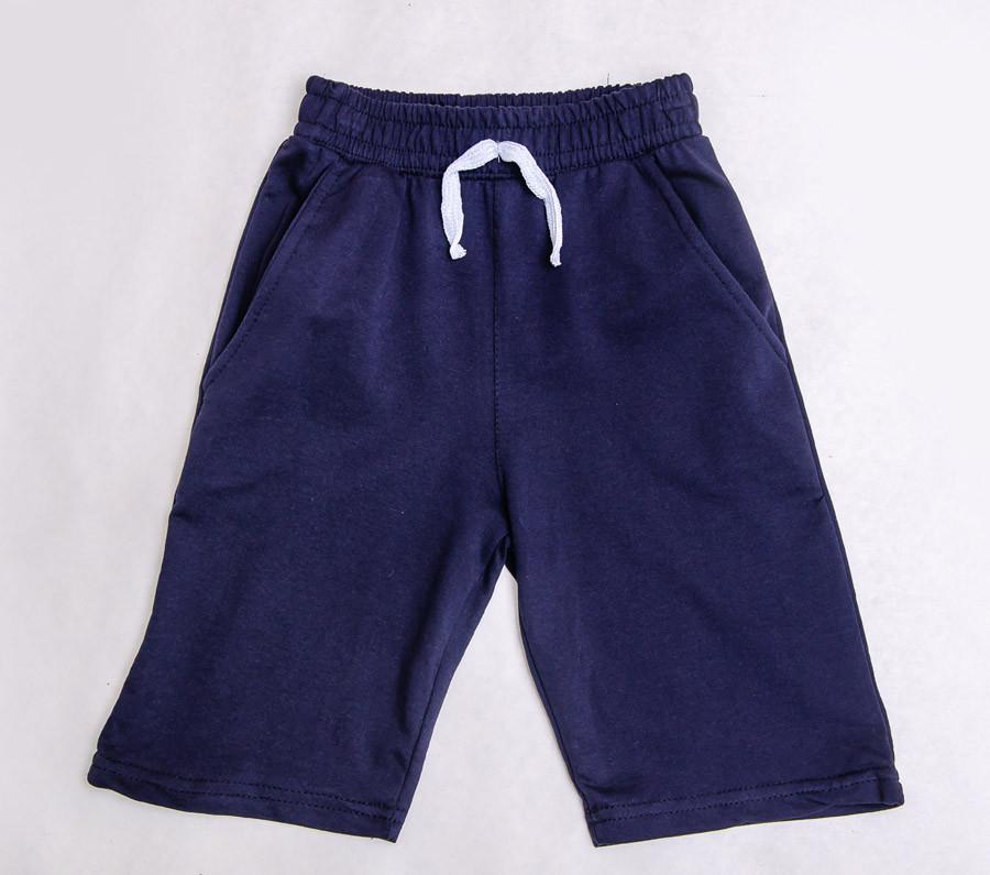 Шорты летние синего цвета для мальчика, MICKO