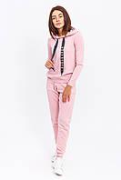 Стильный спортивный костюм LUREX - розовый цвет, S (есть размеры)