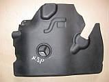 Крышка двигателя Мерседес Спринтер 906 (651 двигатель 2.2 cdi), фото 3