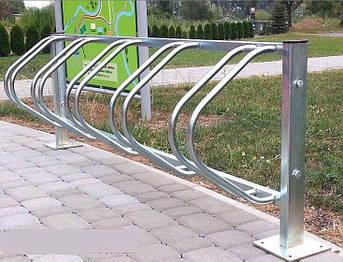 Велопарковка на 5 велосипедів Echo-5 Pion Польща