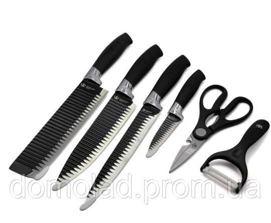 Набір Кухонних Ножів Genuine King B0011 GENUINE 6 PCS 6 Предметів В Наборі