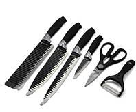 Набір Кухонних Ножів Genuine King B0011 GENUINE 6 PCS 6 Предметів В Наборі, фото 1