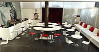 Барный стул Papatya X-Treme BSS прозрачно-оранжевый, фото 3