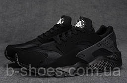 Кроссовки Nike Air Huarache (Black)