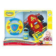 "58040.Дитяча пластикова іграшка BeBeLino ""Моя перша гоночна машинка на Р/У"""