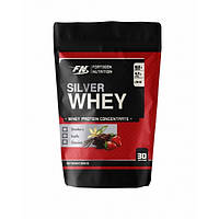 Протеин Fortogen Nutrition Silver Whey, 900 грамм Клубника