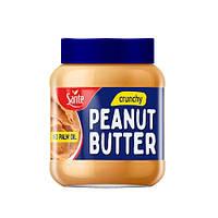 Заменитель питания Sante Peanut butter, 350 грамм (Crunhy) - стекло