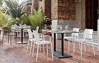 Кресло Papatya Joy-K тепло-серый, фото 4