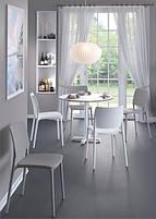 Кресло Papatya Joy-K тепло-серый, фото 5