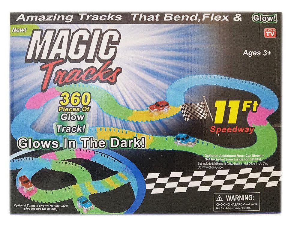"""Трек """"MAGIC"""" 360  з світ. та муз. ефект. (коробка)"""