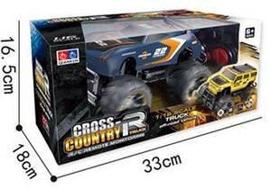 Позашляховик CROSS-R COUNRY TRUCK 22 1:16 на радіокеруванні з акумулятором