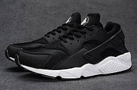 Кроссовки Nike Air Huarache (Black/White), фото 1