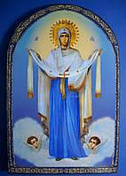 "Икона Божией Матери "" Покров "", фото 1"