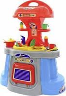 """0148 Серія розвиваючих іграшок """"Дитяча кімната"""" - Набір Кухня """"Господарка"""""""