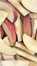 Сублимированное яблоко дольками, 50г