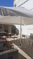 Б/у зонт 4х4 для кафе, фото 6
