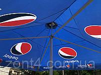 Б/у зонт 4х4 и новый тент, барный, торговый, зонт уличный, тросовый, фото 7