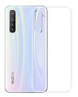 Чехол силиконовый Realme 6 PRO ультратонкий прозрачный (реалми 6 про)