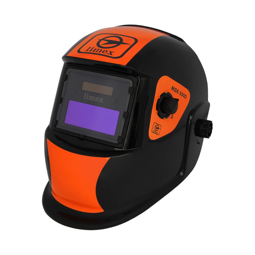 Шлем сварочный хамелеон 1/20000с Limex MZK-350D