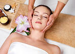 Коррекция формы лица при помощи массажа