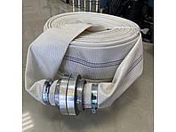 Шланг для дренажного фекального насоса 50 мм 20 м с фитингом