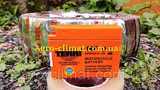 Акумулятор для скутера гелевий 12В 2,3 А Lets таблетка