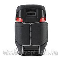 Автокресло Kinderkraft Junior Fix Black-Gray 15-36 кг (группа 2-3), фото 4
