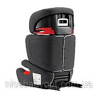 Автокресло Kinderkraft Junior Fix Black-Gray 15-36 кг (группа 2-3), фото 7