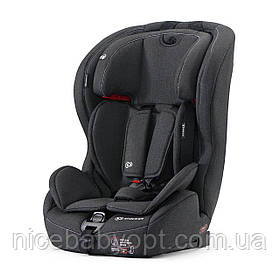 Автокрісло Kinderkraft Safety Fix Black 9-36 кг (група 1-2-3)