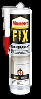 Монтажный клей Момент Fix Transparent 280 г