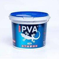 """Клей ПВА для строительных растворов и бытовых нужд """"PVA glue"""" ТМ """"Polimin"""" по 3кг"""