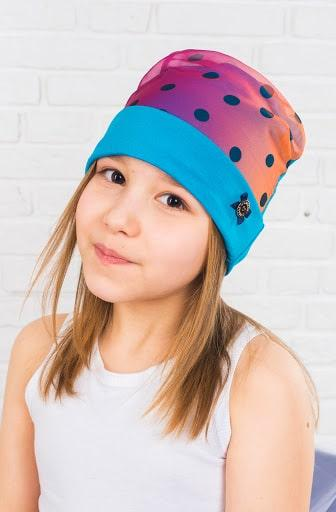 качественные шапки для детей оптом