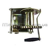 Лебідка ручна 1100 кг (ЛБ-56), фото 1