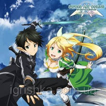 Sword Art Online: Lost Song Ps4 (Цифровой аккаунт для PlayStation 4) П3