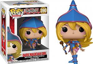 Фигурка Funko Pop Фанко Поп Король игр Дарк Фэнтези Yu-Gi-Oh Dark Magician Girl 10 см Anime YG DM 390