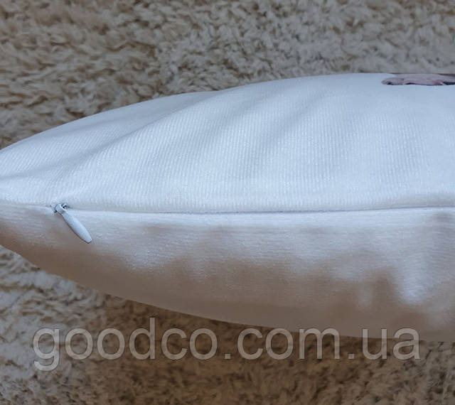 Велюровые наволочки на подушки