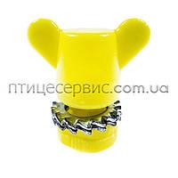 Зажим пластиковый для троса 3 мм (ЗТ-59), фото 1