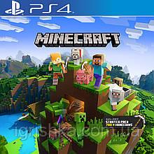 Minecraft Ps4 (Цифровой аккаунт для PlayStation 4) П3