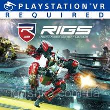 Rigs Mechanized Combat League Ps4 (Цифровой аккаунт для PlayStation 4) П3