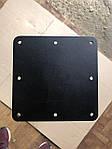 Опора для стола Kolo (Коло), черный h1100 см, d50 см (8мм), фото 3