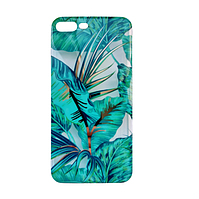 Чехол Fiji для Apple Iphone 7 Plus бампер с рисунком Gelius Flowers Shine Jungle