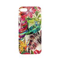 Чехол Fiji для Apple Iphone 7 Plus бампер с рисунком Gelius Flowers Shine Tropic
