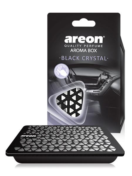 Areon Aroma Box (под сидение) BLACK CRYSTAL ABC01