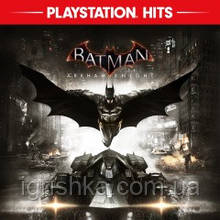 Batman: Arkham Knight Ps4 (Цифровой аккаунт для PlayStation 4) П3